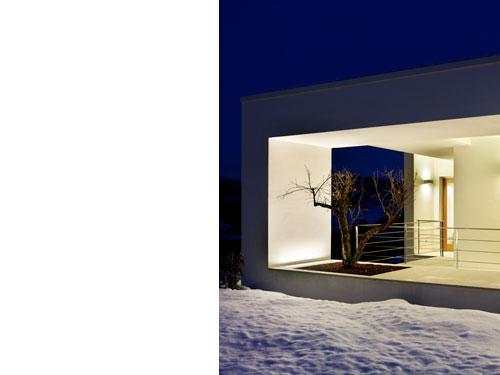 Horizontal space damilano studio - Residence horizontal space damilano studio ...